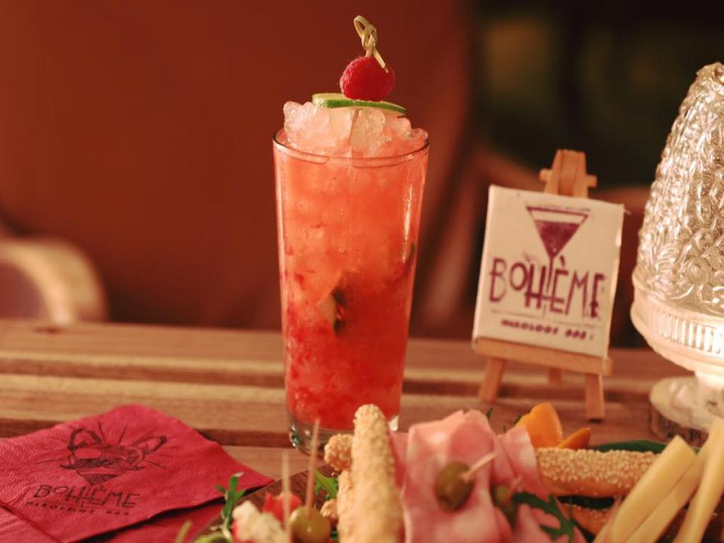 Bohéme Mixology Bar Catania