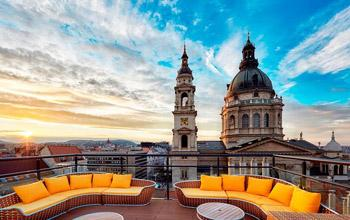 High Note SkyBar Budapest